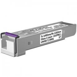 Hewlett Packard (HP) - J9142B - HP ProCurve 1000-BX-D SFP (mini-GBIC) Transceiver - 1 x 1000Base-BX10