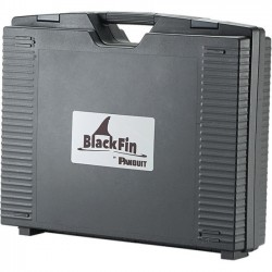 Panduit - C-2940 - Panduit Carrying Case for Tools, Accessories, Battery - Black - 7 Height x 23 Width x 19.3 Depth