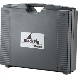 Panduit - C-2980 - Panduit Carrying Case for Tools, Accessories, Battery - Black - 6.5 Height x 19.8 Width x 23.3 Depth
