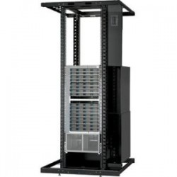 Panduit - DIRLC7018VP4248 - Panduit Net-Direct Airflow Cooling System - 1 Pack - Rack-mountable - Black - IT - Black - Air Cooler - 250 W