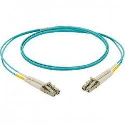 Panduit - NKFP92ELLLSM003 - Panduit NetKey Fiber Optic Duplex Patch Network Cable - Fiber Optic for Network Device - Patch Cable - 9.84 ft - 1 Pack - 2 x LC Male Network - 2 x LC Male Network - Yellow