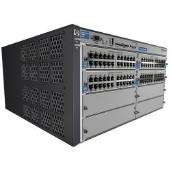 Hewlett Packard (HP) - J8775B#ABA - HP ProCurve 4208vl-96 Switch Chassis - 8 x Expansion Slot - 96 x 10/100Base-TX