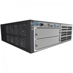 Hewlett Packard (HP) - J8772B#ABA - HP ProCurve 4202vl-72 Switch Chassis - 2 x Expansion Slot - 72 x 10/100Base-TX