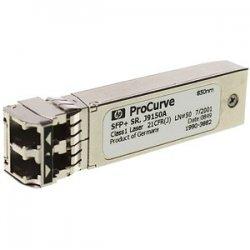 Hewlett Packard (HP) - J9150A - HP ProCurve Gigabit Ethernet SFP+ Transceiver Module - 1 x 10GBase-SR