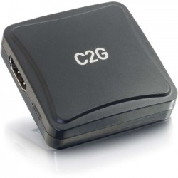 C2G (Cables To Go) / Legrand - 41410 - C2G VGA + 3.5mm to HDMI Adapter Converter - 1920 x 1080 - VGA - Audio Line In