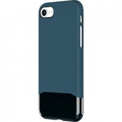 Incipio - IPH-1679-NVY - Incipio EDGE Chrome Two Piece Slider Case for iPhone 8 - iPhone 8, iPhone 7 - Navy - Polycarbonate - 36 Drop Height
