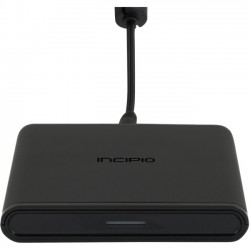 Incipio - PW-309 - Incipio Ghost Qi 15W Wireless Charging Base