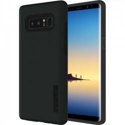 Incipio - SA-895-BLK - Incipio DualPro The Original Dual-Layer Protective Case for Samsung Galaxy Note8 - Smartphone - Black - Polycarbonate, Plextonium - 10 ft Drop Height