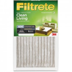 3M - 9833DC-6 - Filtrete Air Filter - Remove Allergens, Remove Pollen, Remove Dust - 20 Height x 25 Width x 1 Depth