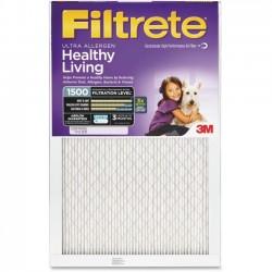 3M - 2002DC-6 - Filtrete Air Filter - Remove Allergens, Remove Dust, Remove Pollen, Remove Mold Spores - 20 Height x 20 Width x 1 Depth