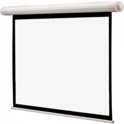Draper - 137044 - Draper Salara Manual Projection Screen - 73 - 16:9 - Ceiling Mount, Wall Mount - 48 x 69.5 - Matt White XT1000E