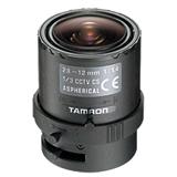Tamron - 13VG2812ASII-SQ - Tamron 13VG2812ASII-SQ Aspherical DC Iris Zoom Lens - 2.8mm to 12mm - f/1.4