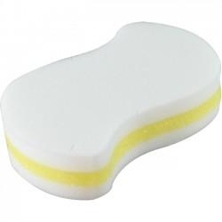 Impact - 7151 - Impact Products Super Amazing Sponge - 1.5 Height x 2.8 Width x 6.3 Length - Melamine - Yellow, White