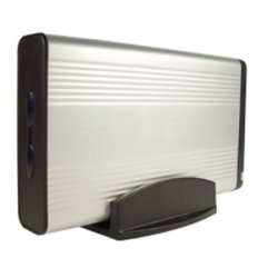 I/O Magic - I35USBEN - I/OMagic USB External Enclosure - 1 x 3.5 - 1/3H Internal Hot-swappable - Ultra ATA/133 (ATA-7) - External