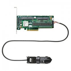 Hewlett Packard (HP) - 411064-B21 - HP - IMSourcing IMS SPARE Smart Array P400 8 Port SAS RAID Controller - PCI Express x8 - Plug-in Card - RAID Supported - 0, 1+0, 5, 6 RAID Level - 2 Total SAS Port(s) - 2 SAS Port(s) Internal - SPARC