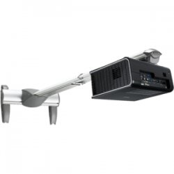 InFocus - PRJ-WALLKIT-02 - InFocus PRJ-WALLKIT-02 Wall Mount for Projector - 25 lb Load Capacity