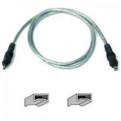 Belkin / Linksys - F3N402-03-ICE - Belkin FireWire Cable - Male FireWire - Male FireWire - 3ft - Ice