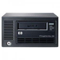 "Hewlett Packard (HP) - EH856A - HP StorageWorks EH856A LTO Ultrium 1840 Tape Drive - 800GB (Native)/1.6TB (Compressed) - SCSI - 5.25"" 1H Plug-in Module Hot-swappable"