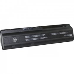 Battery Technology - CQ-CQ62X9 - BTI - Notebook battery - 1 x lithium ion 9-cell 7800 mAh - for Compaq CQ58, HP 1000, 15, 2000, Pavilion 15, DV6, DV7, g4, G6, G7, Pavilion TouchSmart 15