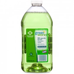 Clorox - 00457 - Green Works All-Purpose Cleaner - Liquid - 64fl oz - 1 Each - Green - Refill