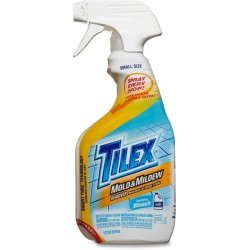 Clorox - 01100 - Tilex Mold and Mildew Remover with Bleach - Ready-To-Use Spray - 0.13 gal (16 fl oz) - Bottle - 12 / Carton - Clear