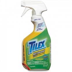 Clorox - 01126 - Tilex Bathroom Cleaner - Spray - 0.13 gal (16 fl oz) - Lemon Scent - 1 Each - White
