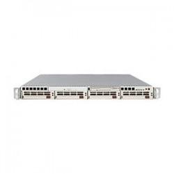 Supermicro - AS-1010P-T - Supermicro A+ Server 1010P-T Barebone System - ServerWorks - Socket 940 - Opteron (Dual-core) - 16GB Memory Support - DVD-Reader (DVD-ROM) - Gigabit Ethernet - 1U Rack