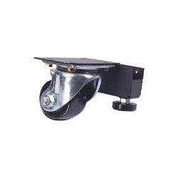 APC / Schneider Electric - SYAFSU7 - APC Symmetra LX Castor Kit - Black, Silver