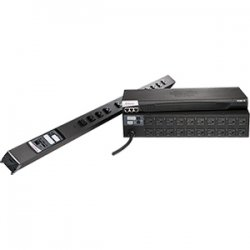 Raritan - PX2-1841 - Raritan Dominion PX2-1841 36-Outlets 5kVA PDU - 36 x IEC 60320 C13 - 230 V AC - 5000 W - Network (RJ-45) - Rack Mount