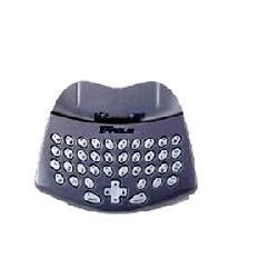 Targus - PA765U - Targus ThumbPad Keyboard - Proprietary - QWERTY - 38 Keys - Silver - English