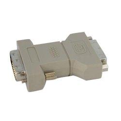 StarTech - DVIIDVIDFM - StarTech.com DVI-I to DVI-D Dual Link Video Cable Adapter F/M - 1 x DVI-D (Dual-Link) Male Digital Video - 1 x DVI-I (Dual-Link) Female Video - Gray