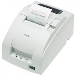 Epson - C31C518653 - Epson TM-U220D POS Receipt Printer - Monochrome - 6 lps Mono - Parallel