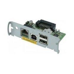 Epson - C32C824111 - Epson UB U01 II Print server - 2 x USB, 1 x USB