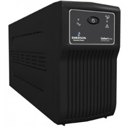 Liebert - PSA1000MT3-230U - Liebert PSA 1000VA/600W; 230 VAC Tower UPS with USB port and USB shutdown software - 1000VA/600W - 5 Minute Full Load - 6 x IEC 320-C13 - Battery Backup System, 2 x IEC 320-C13 - Surge-protected
