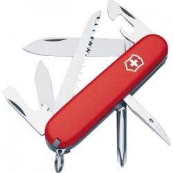 "Victorinox / Swiss Army - 53831 - Victorinox Swiss Army Hiker Multipurpose Tool - 3.6"" Length - Red - Key Ring"