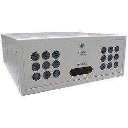 Toshiba - DVR16-120-1250 - Toshiba Surveillix DVR16-120-1250 16-Channel Digital Video Recorder - Digital Video Recorder - Motion JPEG Formats - 1.25TB Hard Drive