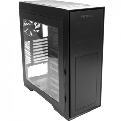 Antec - SX1045BII - Antec Black Performance Series II SOHO File Server - Tower - Black