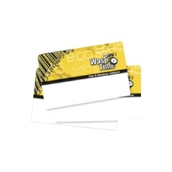 Wasp Barcode - 633808550721 - Wasp Employee Time Card - Magnetic Stripe Card - 50 - Pack