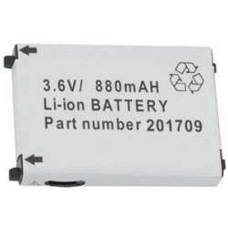 Unitech Electronics - 1400-202501G - Unitech Rechargeable Battery Pack - Lithium Ion (Li-Ion)