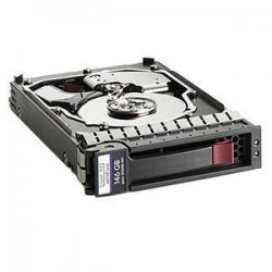 "Hewlett Packard (HP) - AJ735A - HP-IMSourcing NOB 146 GB 3.5"" Internal Hard Drive - SAS - 15000rpm - Hot Swappable"
