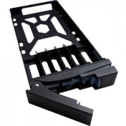 QNAP Systems - TRAY-25-NK-BLK01 - QNAP TRAY-25-NK-BLK01 Drive Mount Kit for Solid State Drive - Black