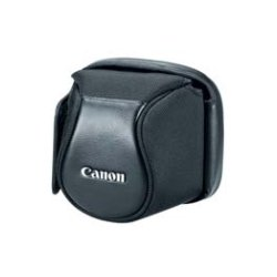 Canon - 5020B001 - Canon PSC-4100 Carrying Case for Camera - Black - Nylon, Imitation Leather - Camera Strap