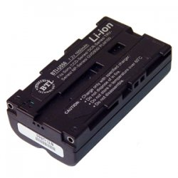 Battery Technology - BTI-U550 - BTI Lithium Ion Camcorder Battery - Proprietary - Lithium Ion (Li-Ion) - 1800mAh - 7.4V DC