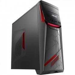 Asus - G11CD-DS52-GTX1060 - Asus G11CD-DS52-GTX1060 VR Ready Desktop Computer - Intel Core i5 (7th Gen) i5-7400 3 GHz - 8 GB DDR4 SDRAM - 1 TB HDD - Windows 10 64-bit - Tower - Iron Gray - DVD-Writer DVD-RAM/±R/±RW - NVIDIA GeForce GTX 1060 6 GB