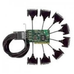 Digi International - 76000522 - Digi DTE Fan-out Cable Adapter - HD-68 Male, DB-25 Male - 4ft