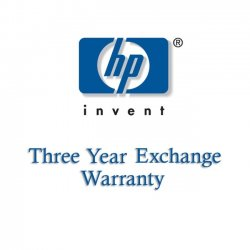 Hewlett Packard (HP) - UG072A - HP Care Pack - 3 Year - Service - 9 x 5 Next Business Day - On-site - Exchange - Electronic and Physical Service