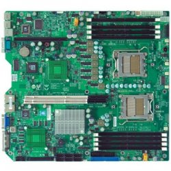 Supermicro - MBD-H8DMR-82-O - Supermicro H8DMR-82 Server Motherboard - NVIDIA MCP55 Pro Chipset - Socket F (1207) - 1 x Retail Pack - 2 x Processor Support - 64 GB DDR2 SDRAM Maximum RAM - 667 MHz Memory Speed Supported - 8 x Memory Slots - Floppy