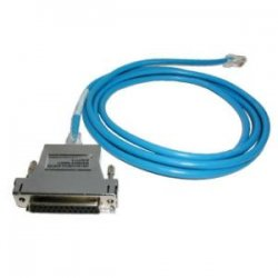 Digi International - 76000450 - Digi Etherlite DB-25M Modem Adapter - DB-25 Male, RJ-45 Female
