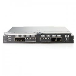 Hewlett Packard (HP) - AJ820A - HP Brocade 8Gb SAN Switch - 12 Ports - 8.5Gbps
