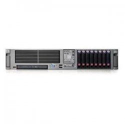 Hewlett Packard (HP) - AG815A#0D1 - HP ProLiant DL380 G5 Network Storage Server - 1 x Intel Xeon E5345 2.33GHz - 72GB - Type A USB, DB-9 Serial, VGA, Keyboard, Mouse